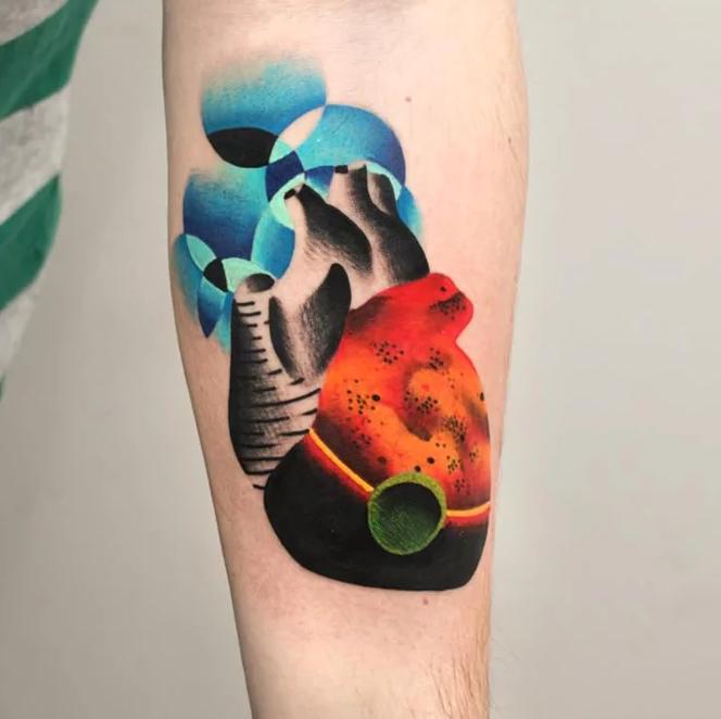 Corazón / tatuajes inspirados
