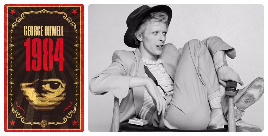 David Bowie  /  libros sobre musica