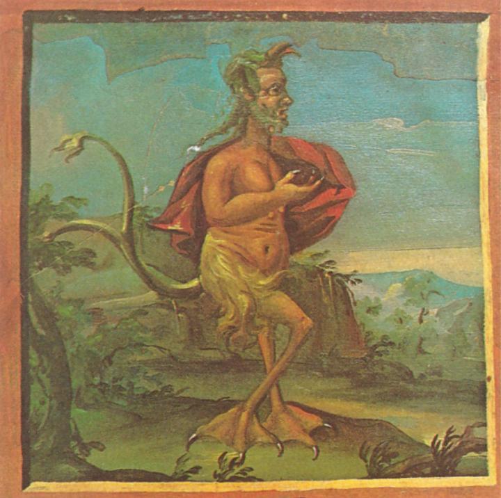 Christoph Haizmann demonio