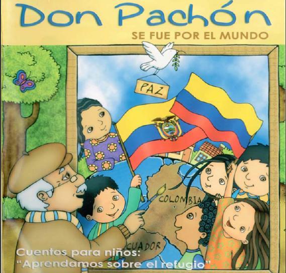 Don Pachón se fue por el Mundo
