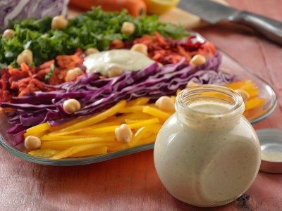 Ensalada veran  |  cenas nutritivas