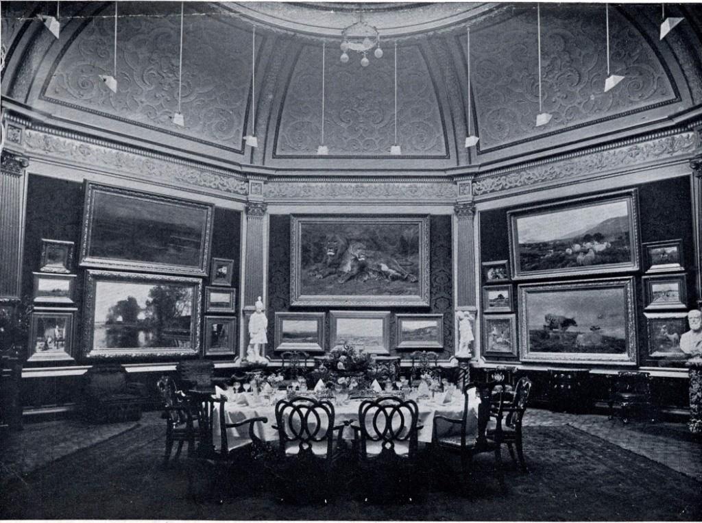 Gustave Courbet coleccion