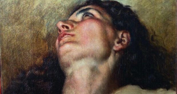 Gustave Courbet origen cara