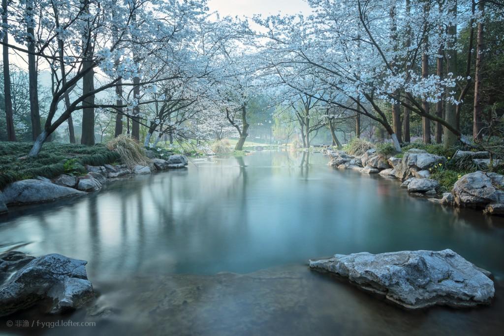 Hangzhou lake / viajar a china