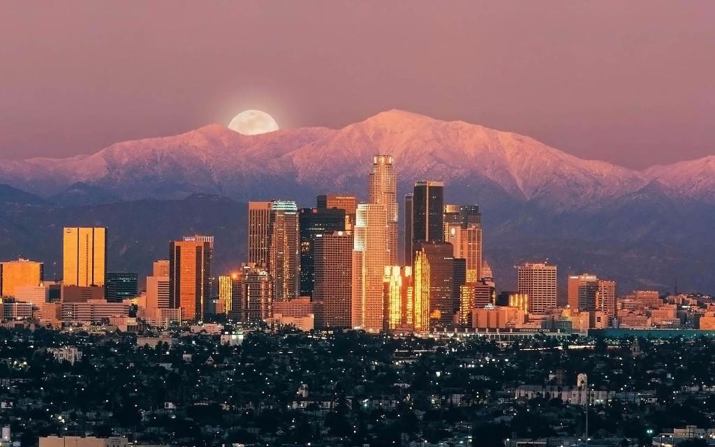 como viajar LA