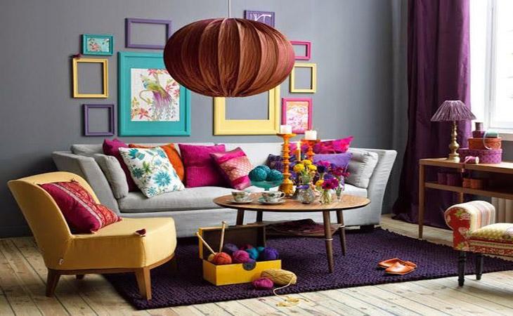 Los mejores colores para decorar tu casa según tu personalidad - Diseño