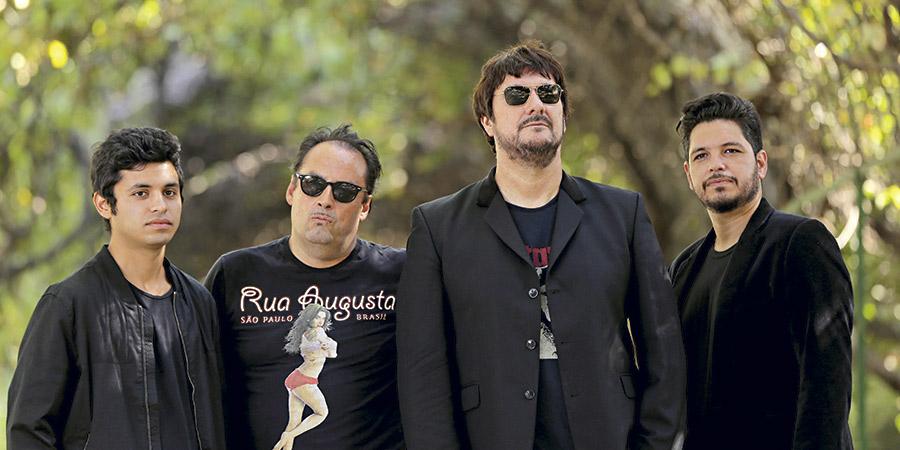 Los Tres / rock chileno
