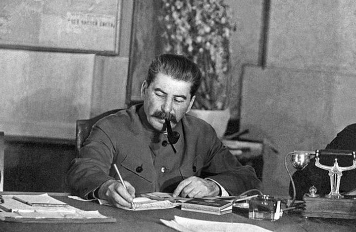 Mijail Bulgakov stalin
