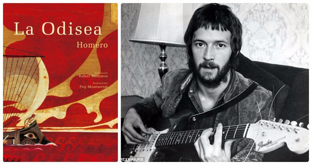 Eric Clapton  /  libros sobre musica