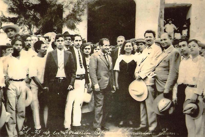 Tomas Garrido Canabal grupo