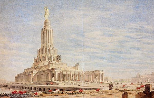 Tomas Garrido Canabal palacio soviets