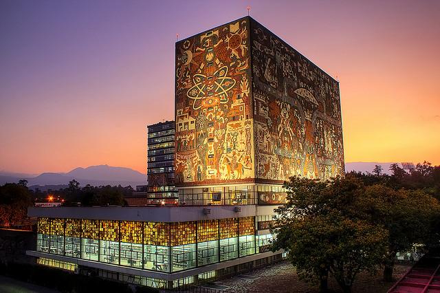 UNAM cursos de la