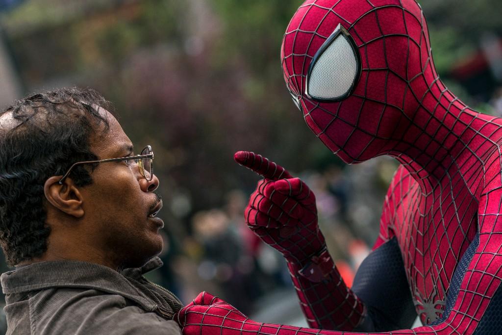 The Amazing Spider-Man 2 / Finales alternativos