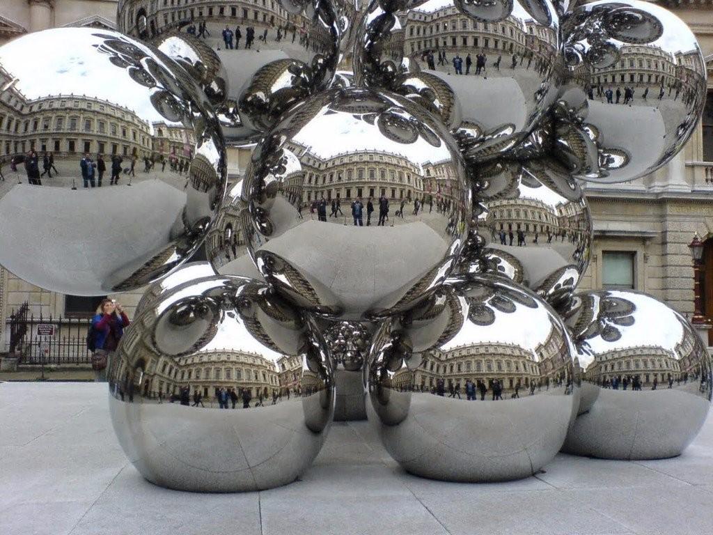 anish kapoor esferas