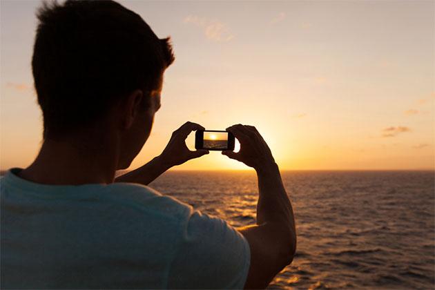 aplicaciones para viajeros foto