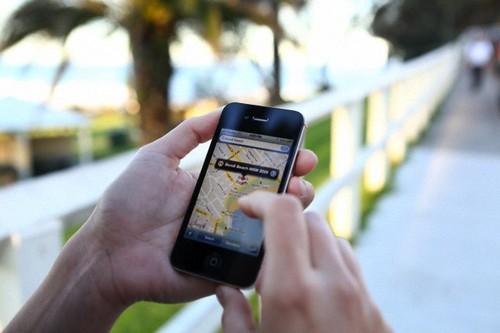 aplicaciones para viajeros mapa