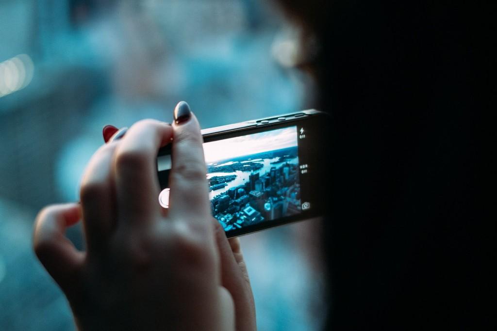 aplicaciones para viajeros vista panoramica