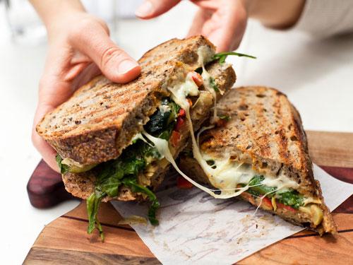 aprender a cocinar sandwich