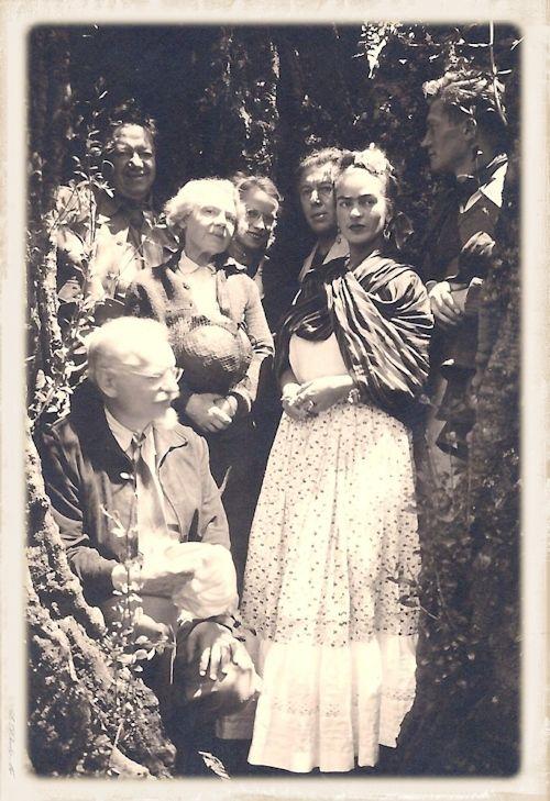artistas quien fue frida kahlo