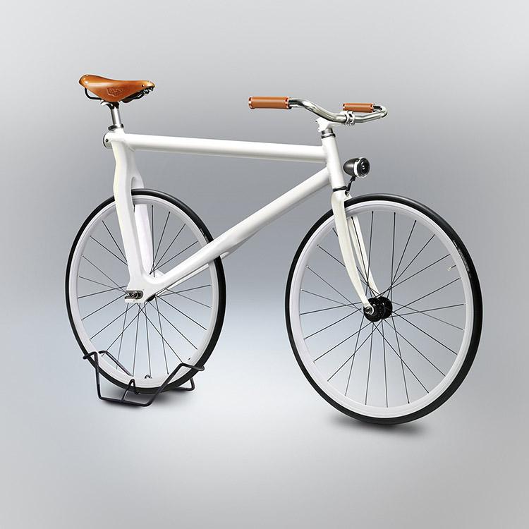 Bici blanca / velocipedia