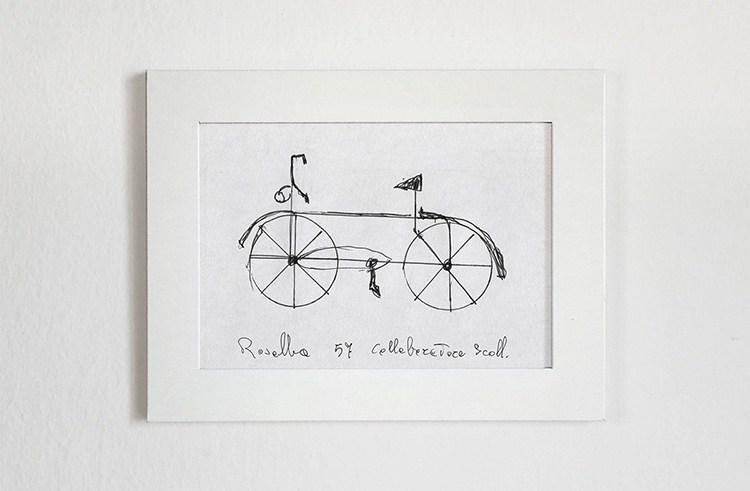 Bici verde  / velocipedia