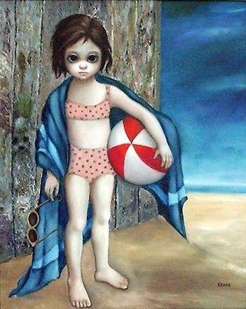 La Fraudulenta Historia De Los Cuadros Big Eyes Pintados Bajo Abusos Psicológicos Arte Arte
