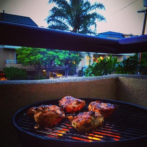 carne asada pollo