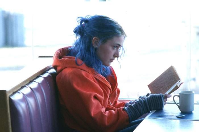 color de cabello clementine azul