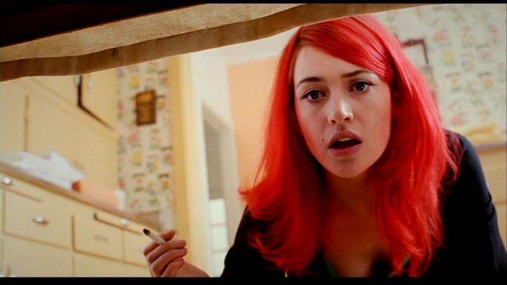color de cabello clementine roja