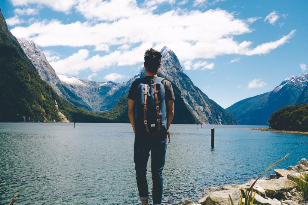 como viajar landscape