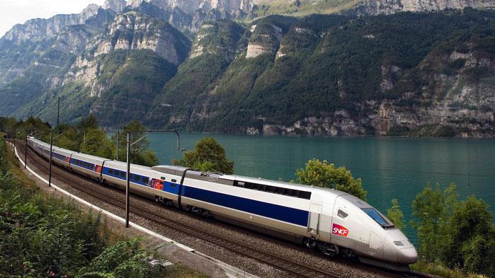 cuanto cuesta viajar a europa tren SNCF