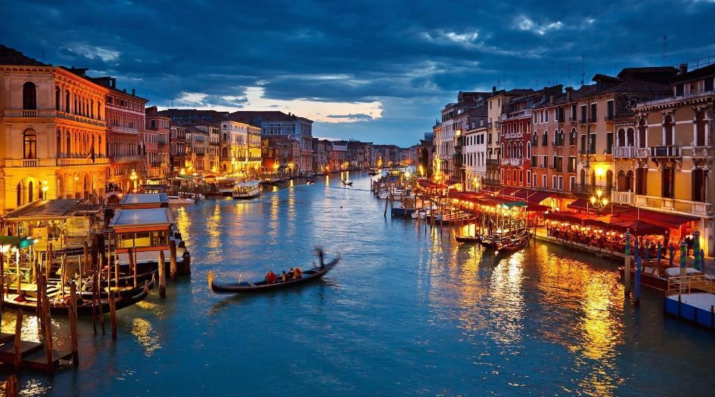 destinos europeos venecia canal