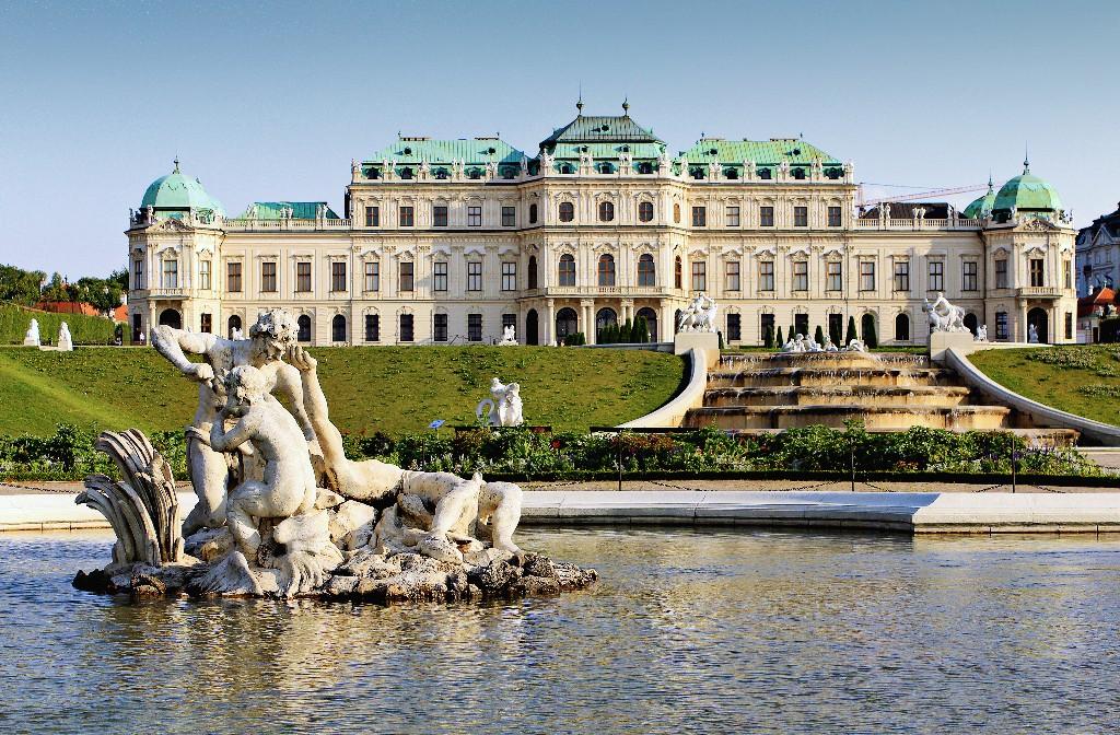 destinos europeos viena palacio