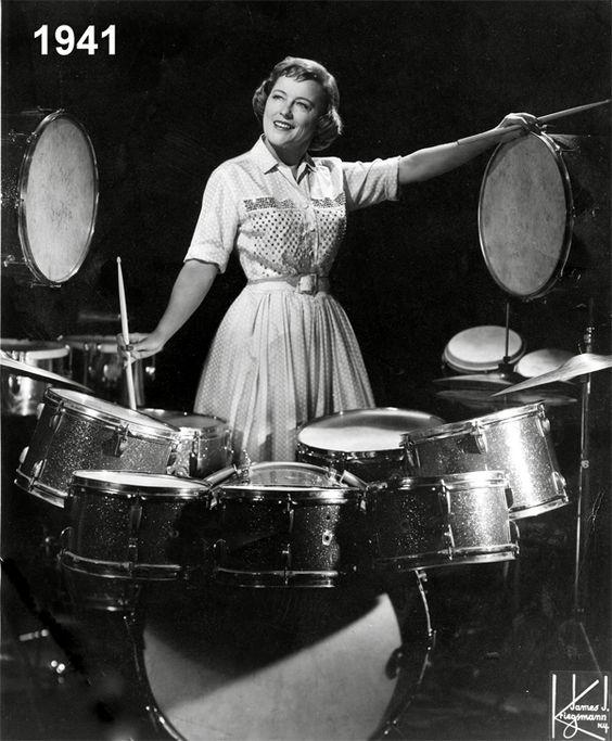 bateria / mujeres del jazz