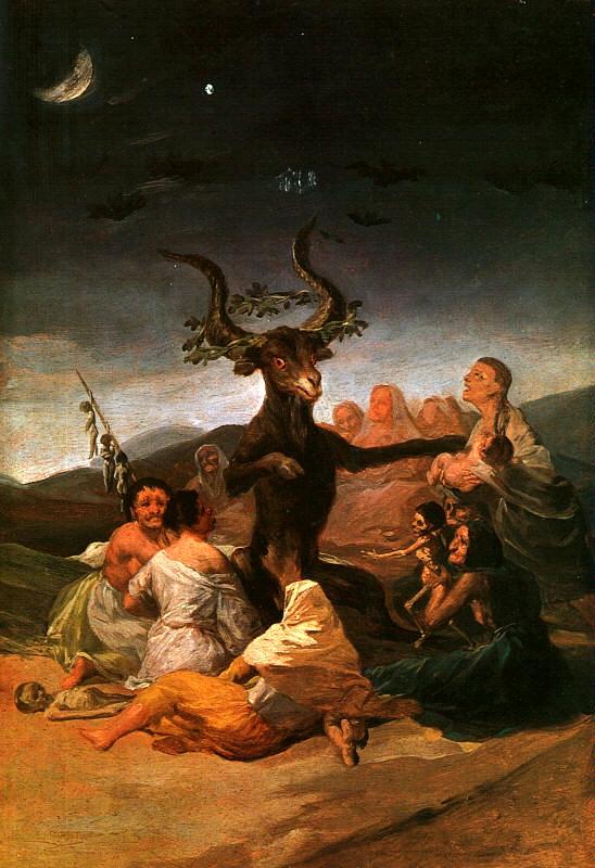 el aquelarre trabajos de arte
