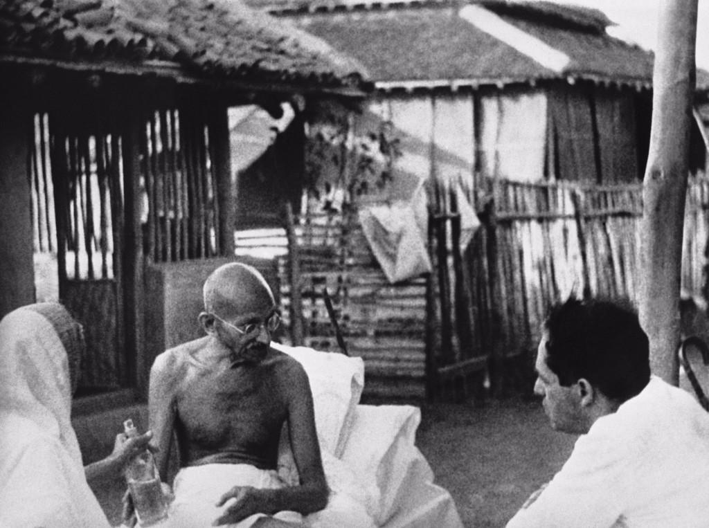 entrevista Gandhi