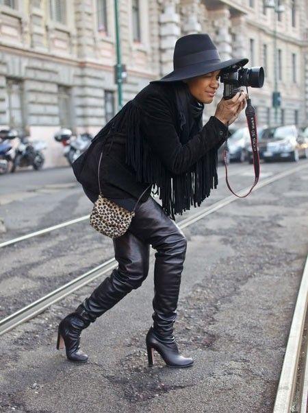 errores de fotos mujer fashion