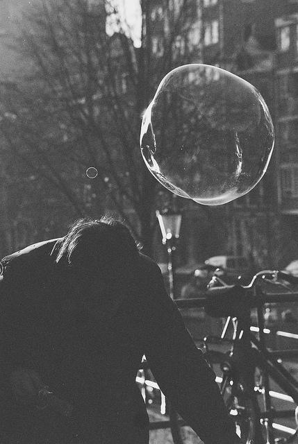 heidegger burbuja