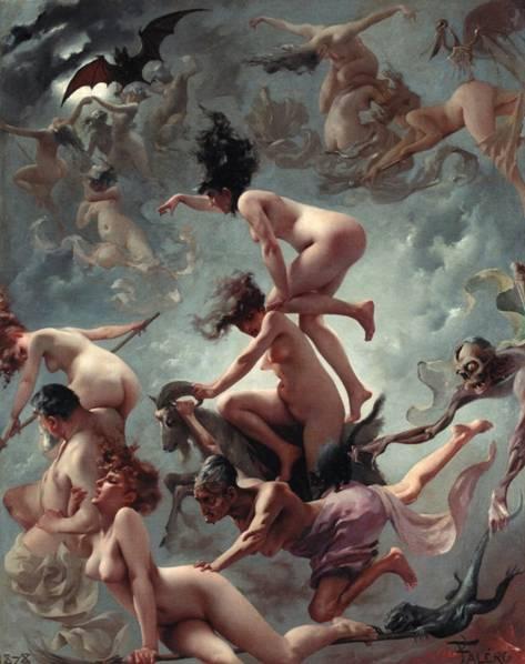El umbral de las brujas