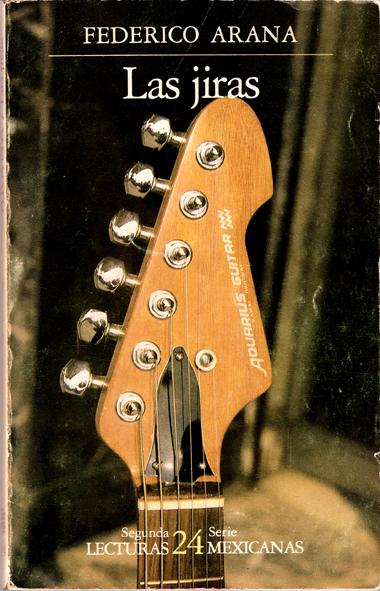 Las jiras  / libros de rock mexicano