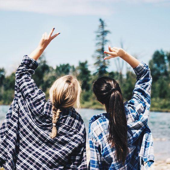 las mejores amigas para siempre
