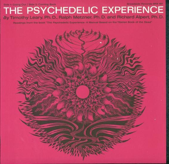 libros psicodelicos experience