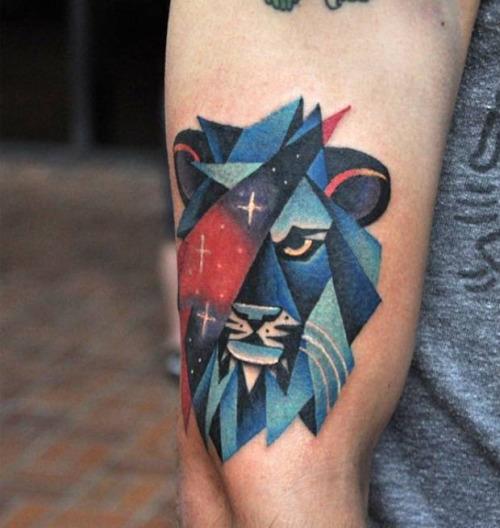 Lion  / tatuajes inspirados