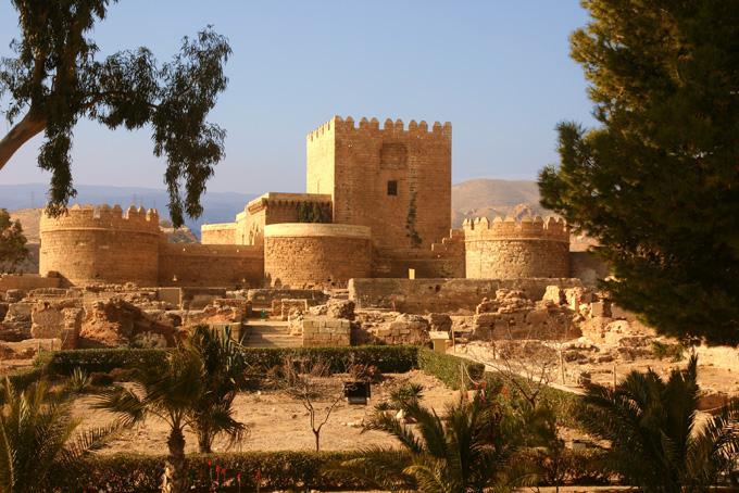 lugares de game of thrones alcazaba