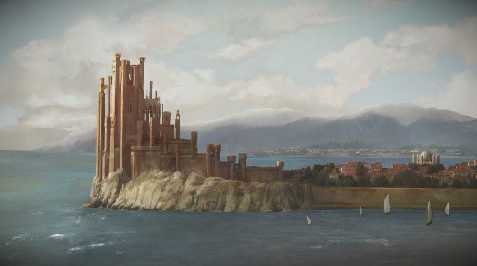 lugares de game of thrones kings