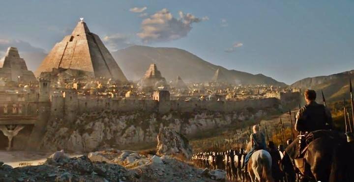 lugares de game of thrones meereen