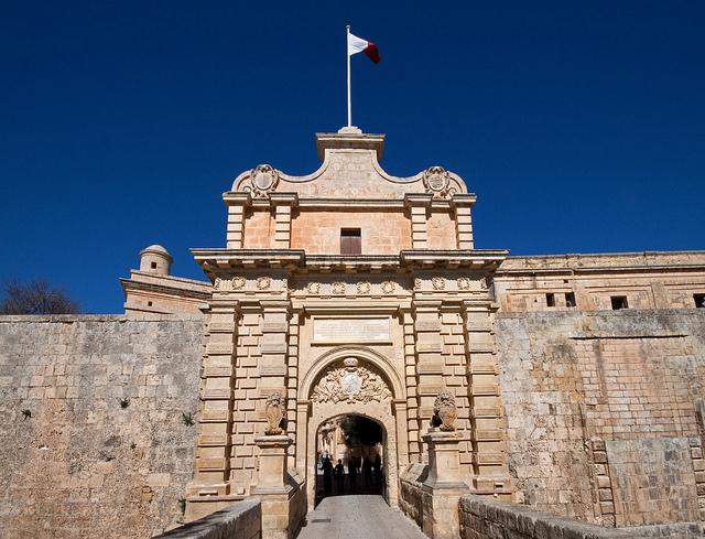 lugares de game of thrones puerta malta