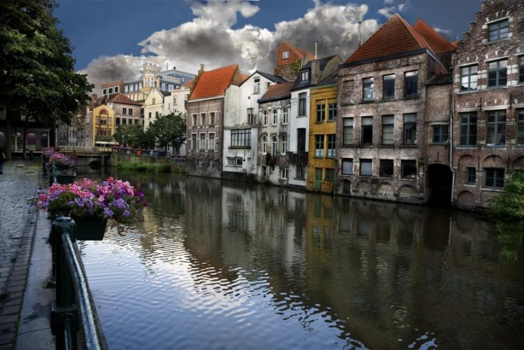 lugares hermosos de Europa Brujas