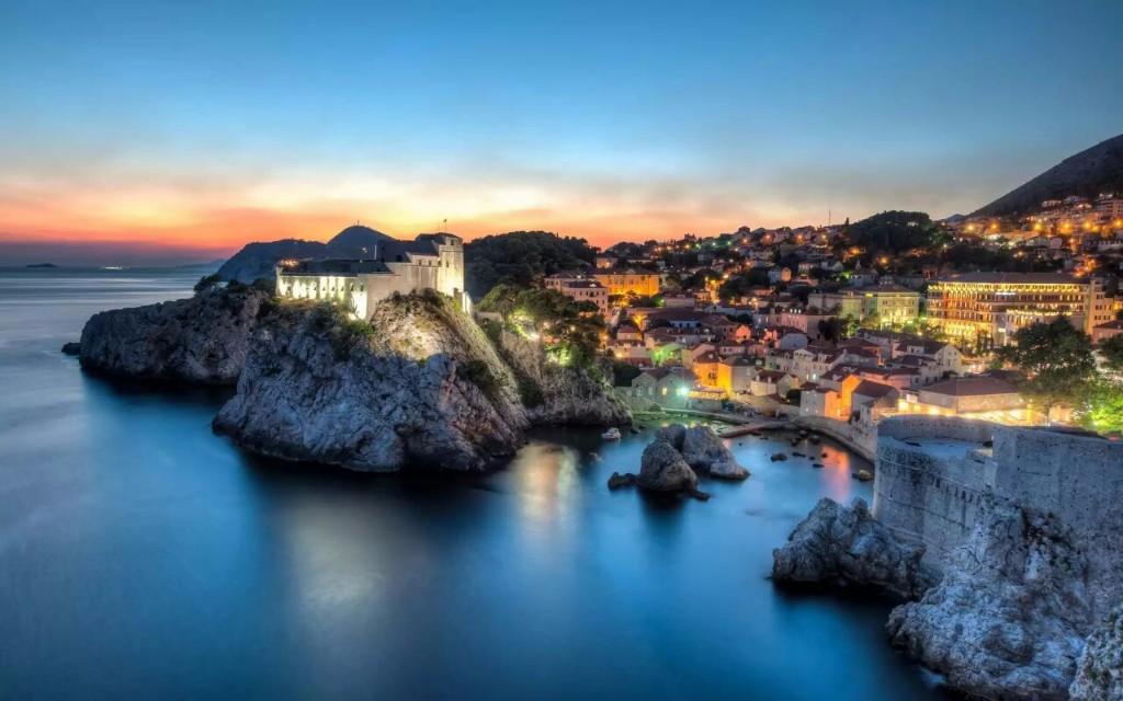 lugares hermosos de Europa Dubrovnik