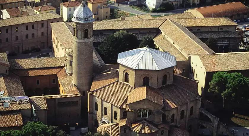 lugares hermosos de Europa Ravena